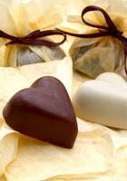 Pralinen und Schokoladendesserts Kategorie