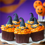 Halloween Thema Backen