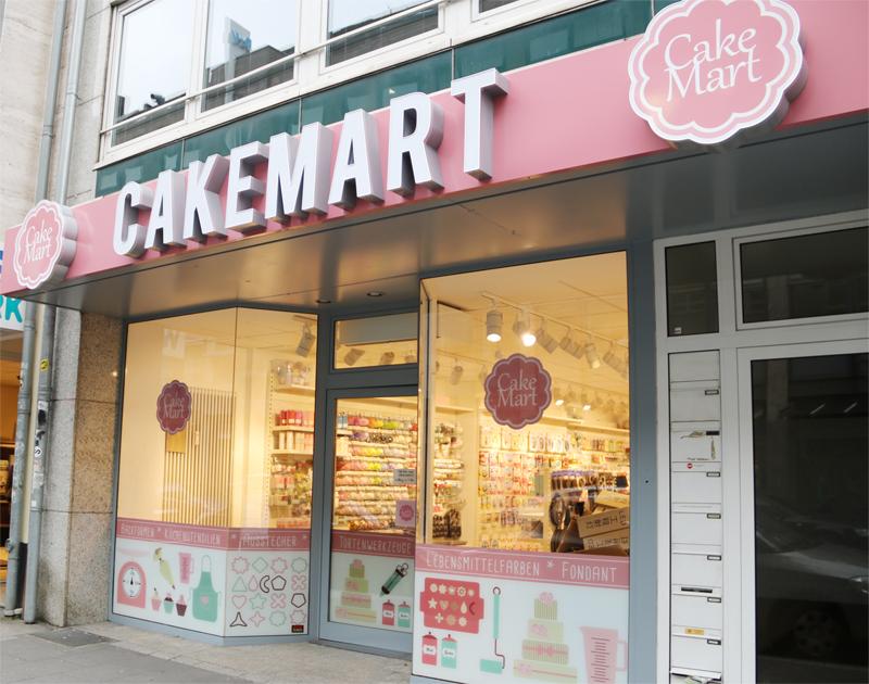 Cake Mart Der Shop Fur Tortenzubehor In Dusseldorf Meincupcake Shop