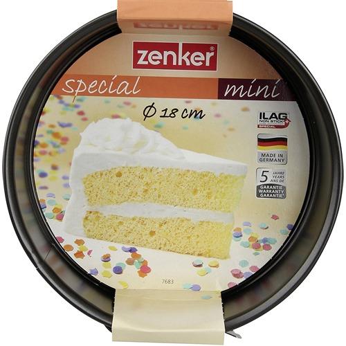 Springform Mit Boden Rund Telflon 18 Cm Meincupcake Shop