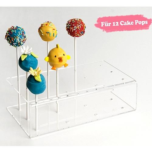 cake pops st nder f r 11 popcakes kunststoff stabil meincupcake shop. Black Bedroom Furniture Sets. Home Design Ideas