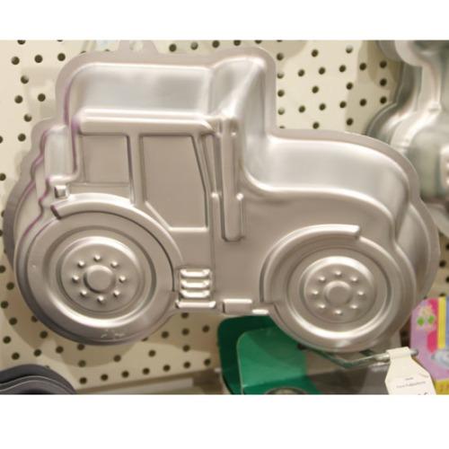 Kitchen Craft Alu Backform Traktor 28 X 20 X 5 Cm Meincupcake Shop