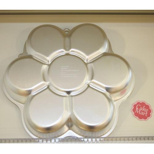 Wilton Backform Blume, XL, 30 x 30 cm | MEINCUPCAKE Shop