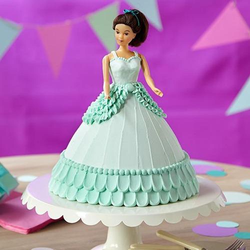 Wilton Backform Dolly Prinzessinkuchen Set Meincupcake Shop