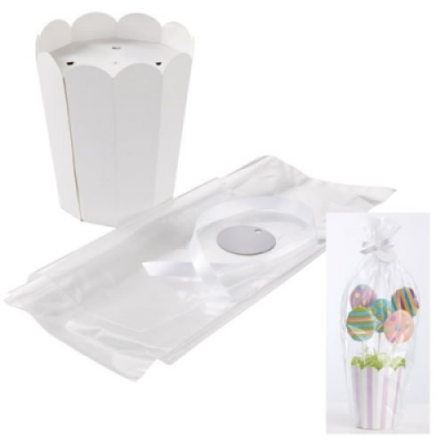 Wilton Pops Flower Pot Kit 2 Stck.