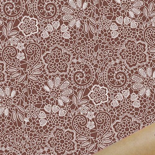 Fondantfolie \'Lace Blumen\', 2 Stk, 20 x 30 cm   MEINCUPCAKE Shop