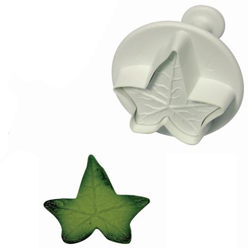 pme fondant stempel ausstecher mit auswerfer efeublatt l 5 0 cm meincupcake shop. Black Bedroom Furniture Sets. Home Design Ideas