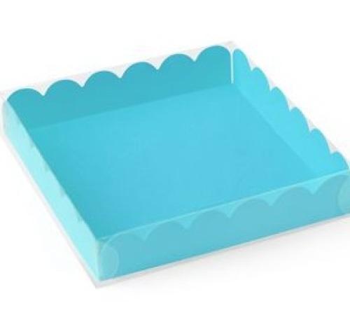 macarons schachtel mit deckel f r 9 macarons kekse t rkis meincupcake shop. Black Bedroom Furniture Sets. Home Design Ideas