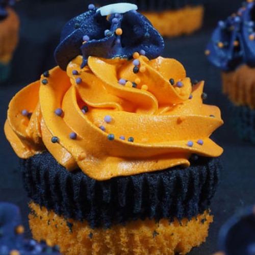 Funcakes Mini Zuckerperlen Halloween Cupcakes 80 G Meincupcake Shop