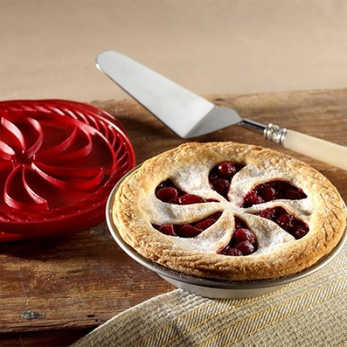 Nordic Ware Backform Mini Pie 3 Teilig 13 Cm Meincupcake Shop
