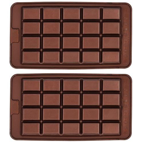 Schokoladentafel form silikon