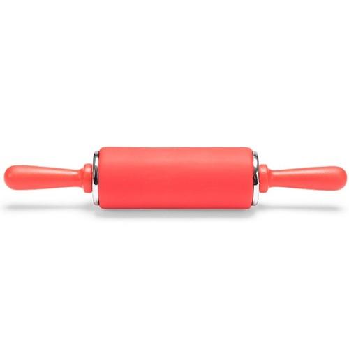 kitchen craft teigroller rosa aus holz und silikon 23. Black Bedroom Furniture Sets. Home Design Ideas