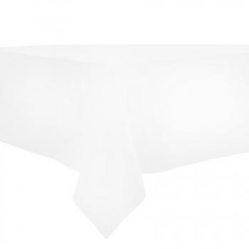 tischdecke weiss 137 x 274 cm meincupcake shop. Black Bedroom Furniture Sets. Home Design Ideas