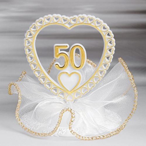 Hochzeitsfiguren Für Goldene Hochzeit 50 Gold Meincupcake