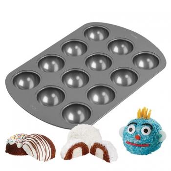 Wilton Backformen Halbkugel Cake Pops Durchmesser 7 Cm