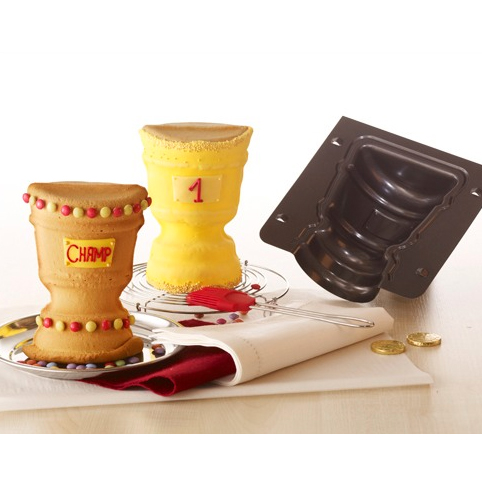 3d Backform Pokal Champ 28 X 29 X 6 Cm Meincupcake Shop