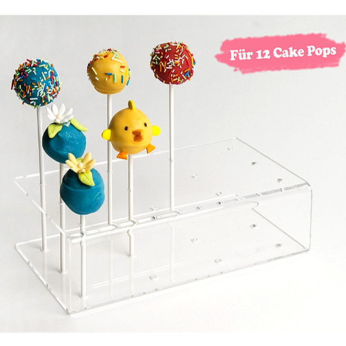 cake pops st nder f r 11 popcakes kunststoff stabil meincupcake shop. Black Bedroom Furniture Sets. Home Design Ideas