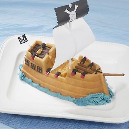Nordic Ware 3d Backform Piratenschiff 35 X 15 X 10 Cm