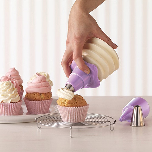 cupcakes deko helfer deko queen xl 400 ml. Black Bedroom Furniture Sets. Home Design Ideas