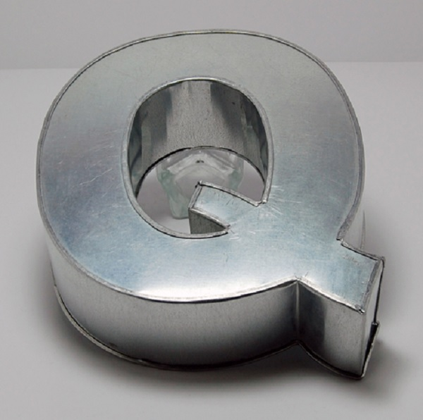 Euro Tins, Backform Nummer 9, ca. 25,5 x 20,5 x 6,5 cm