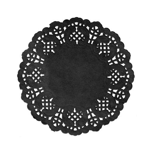 mini tortenspitzen schwarz 10 cm meincupcake shop. Black Bedroom Furniture Sets. Home Design Ideas