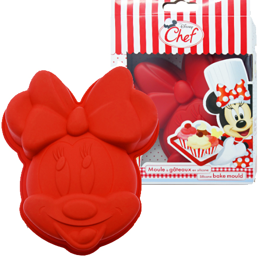 Disney Silikon Backform Minnie 16 X 14 X 3 Cm Meincupcake Shop