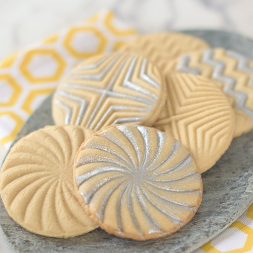 nordic ware keks stempel set geo geometische figuren meincupcake shop. Black Bedroom Furniture Sets. Home Design Ideas