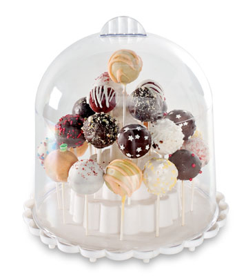 nordic ware 39 cake pops 39 st nder mit haube f r 24 popcakes meincupcake shop. Black Bedroom Furniture Sets. Home Design Ideas