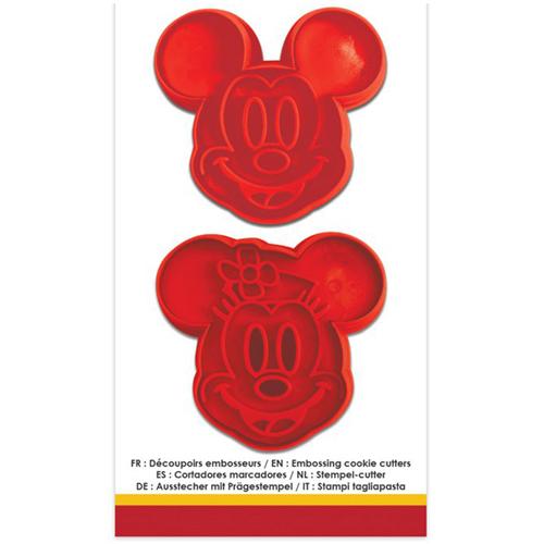 Platzchen Ausstecher Set Micky Maus Minnie Maus Meincupcake Shop
