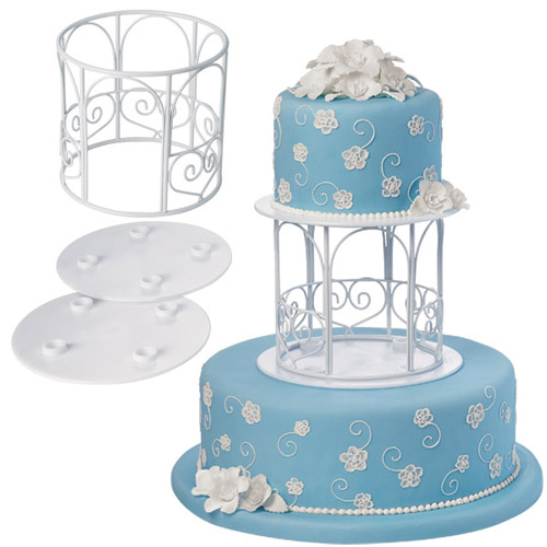 Wilton Wedding Column Cake Topper