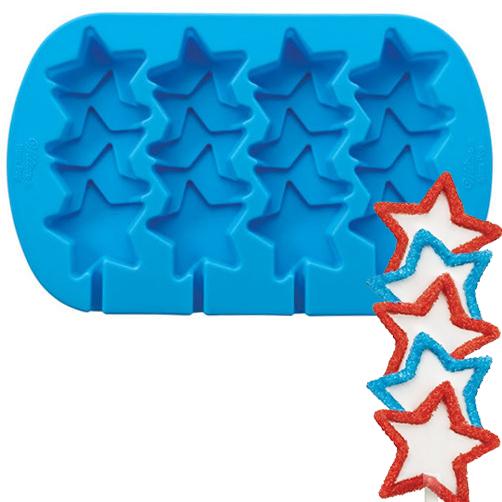 wilton cake pops form sterne meincupcake shop. Black Bedroom Furniture Sets. Home Design Ideas