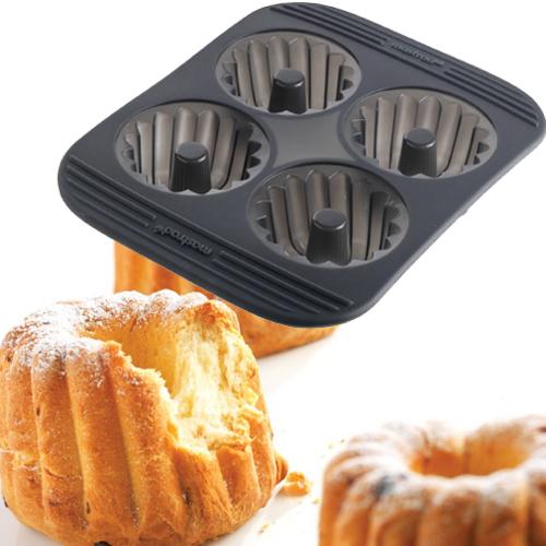 Silikon Backform Mini Gugelhupf Meincupcake Shop
