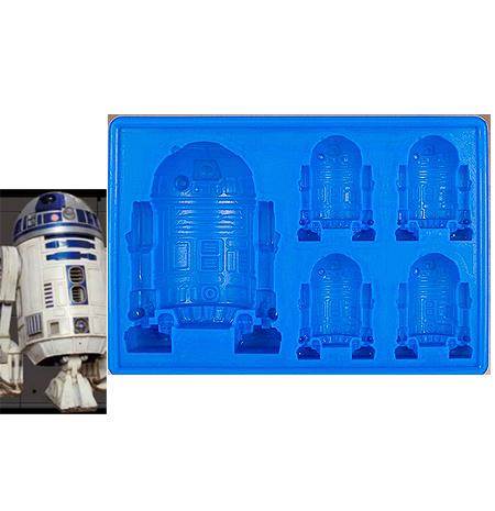star wars silikon backform r2d2 klein 15 x 11 x 3 cm meincupcake shop. Black Bedroom Furniture Sets. Home Design Ideas