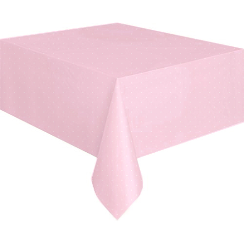 partytischdecke pink party 180 x 130 cm meincupcake shop. Black Bedroom Furniture Sets. Home Design Ideas