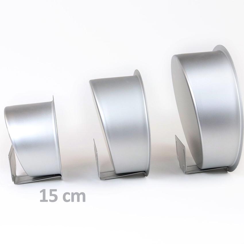 Backform Rund Asymmetrische Topsy Turvy Kuchenform Ca 15 Cm