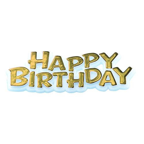 Tortendeko Geburtstag