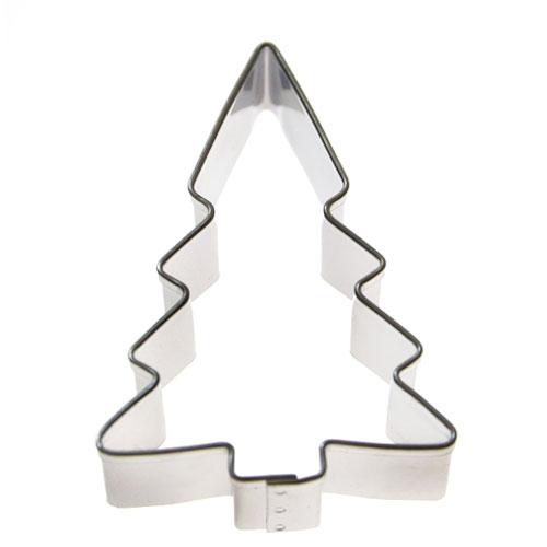 pl tzchen ausstecher weihnachtsbaum 6 cm edelstahl. Black Bedroom Furniture Sets. Home Design Ideas