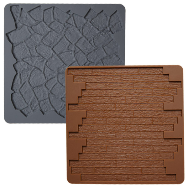 wilton fondant matte textur matte 39 stein und holz 39 meincupcake shop. Black Bedroom Furniture Sets. Home Design Ideas