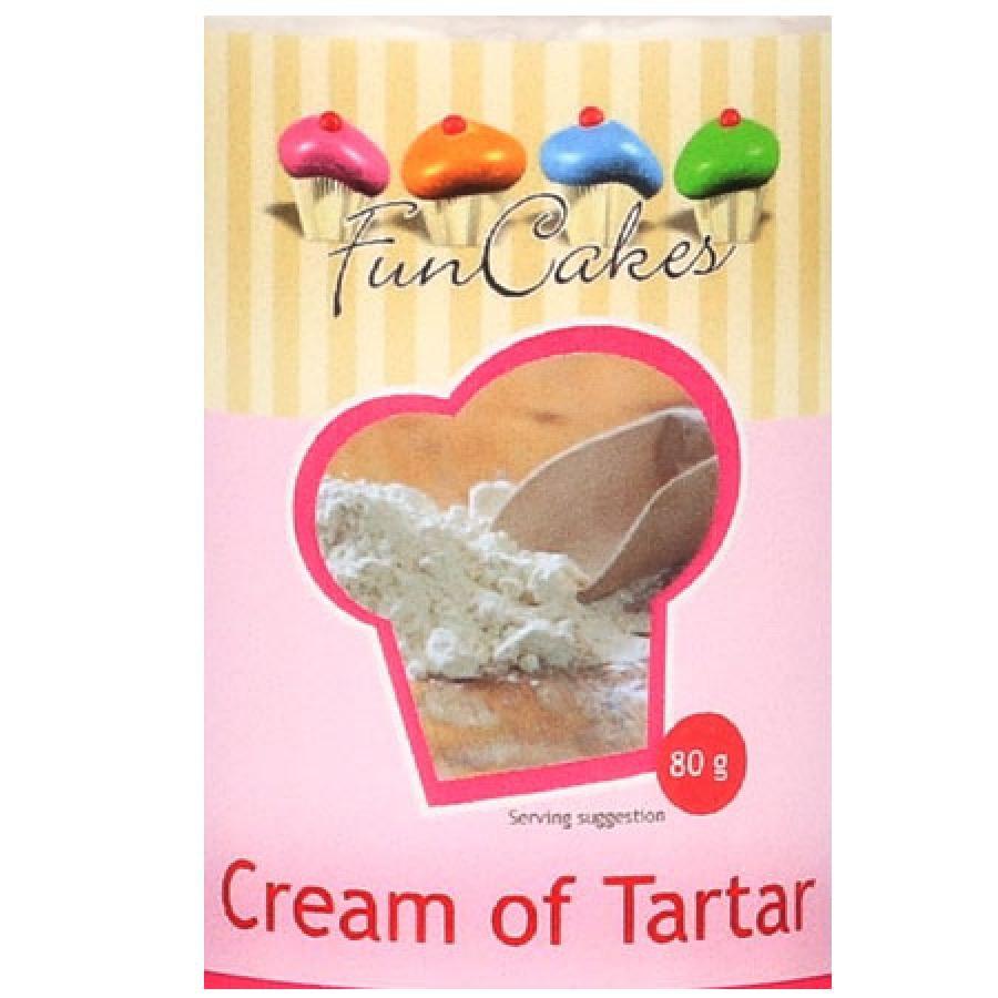 Funcakes Cream Of Tartar Weinstein 80 G Meincupcake Shop
