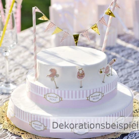 Minions Tortenaufleger Kindergeburtstag Kuchen Torte backen Tortendekoration set