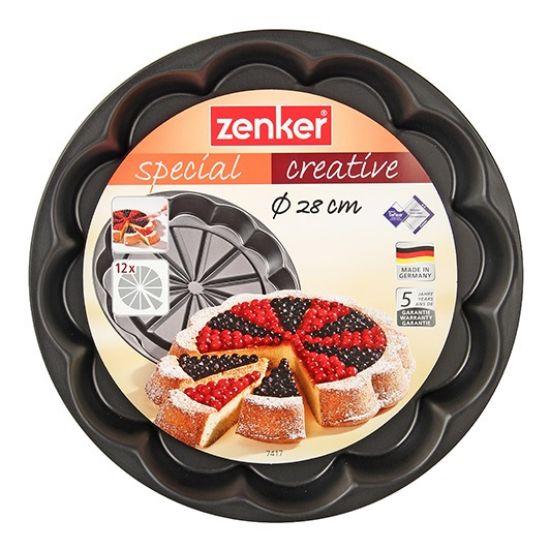 Zenker Obstkuchenform