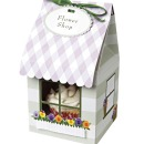MeriMeri 4 Single Cupcake-Schachtel Flower Shop