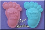 "Alphabet Moulds ""Baby Shower Babyfuss"""