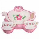 "Ausstecher-Set ""Cupcake Tea Party"" f�r Kekse & Pl�tzchen"