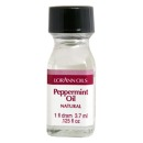LorAnn Super Strength Flavor Aroma Peppermint, mint, 3,7 ml
