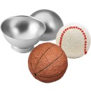 Wilton XL-Backform �Sport-Ball�, Aluminium