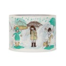 "Belle & Boo Packband, Klebeband ""Paris Umbrella"", 7,5 cm x 6,6 m, t�rkis"