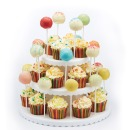Kitchen Craft St�nder f�r 42 Cake-Pops & 24 Cupcakes, inkl 48 Stiele