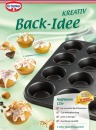 Dr. Oetker Muffinform (Muffinblech) f�r 12 Muffins, Cupcakes
