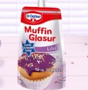 Dr. Oetker Muffin Glasur f�r 12 Cupcakes, lila